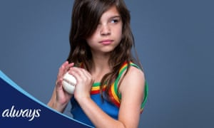 #LikeAGirl advertising campaign for Always.