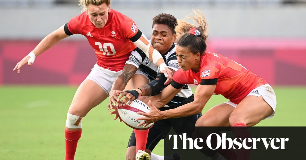Fluid Fiji defeat Team GB in Olympic rugby sevens bronze medal match