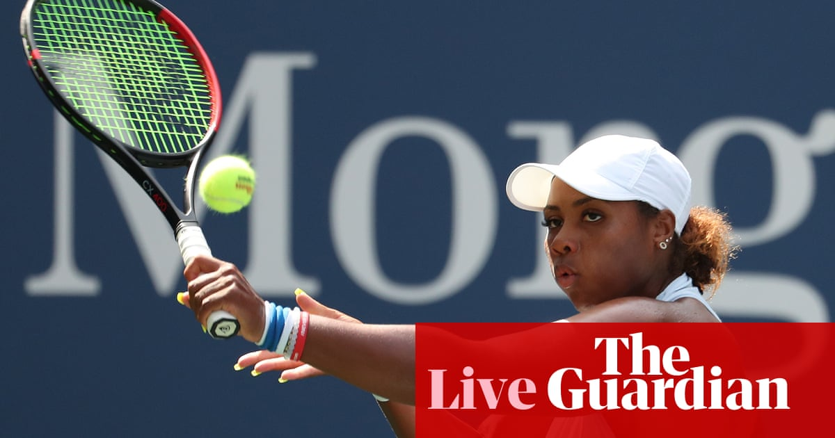 US Open 2019: Wozniacki v Andreescu, Nadal in action on day six – live!