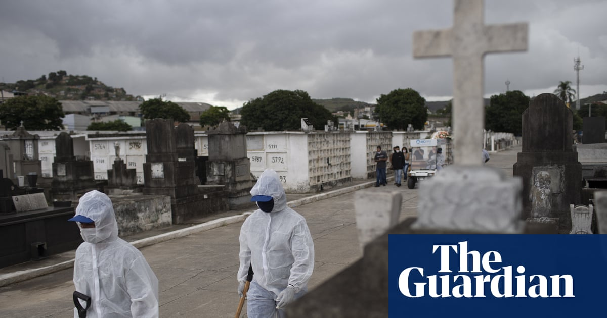 Spreading faster, hitting harder – why young Brazilians are dying of Covid