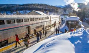 Ski Train, Denver, Colorado