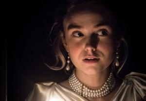 Joanna Vanderham in The Dazzle.
