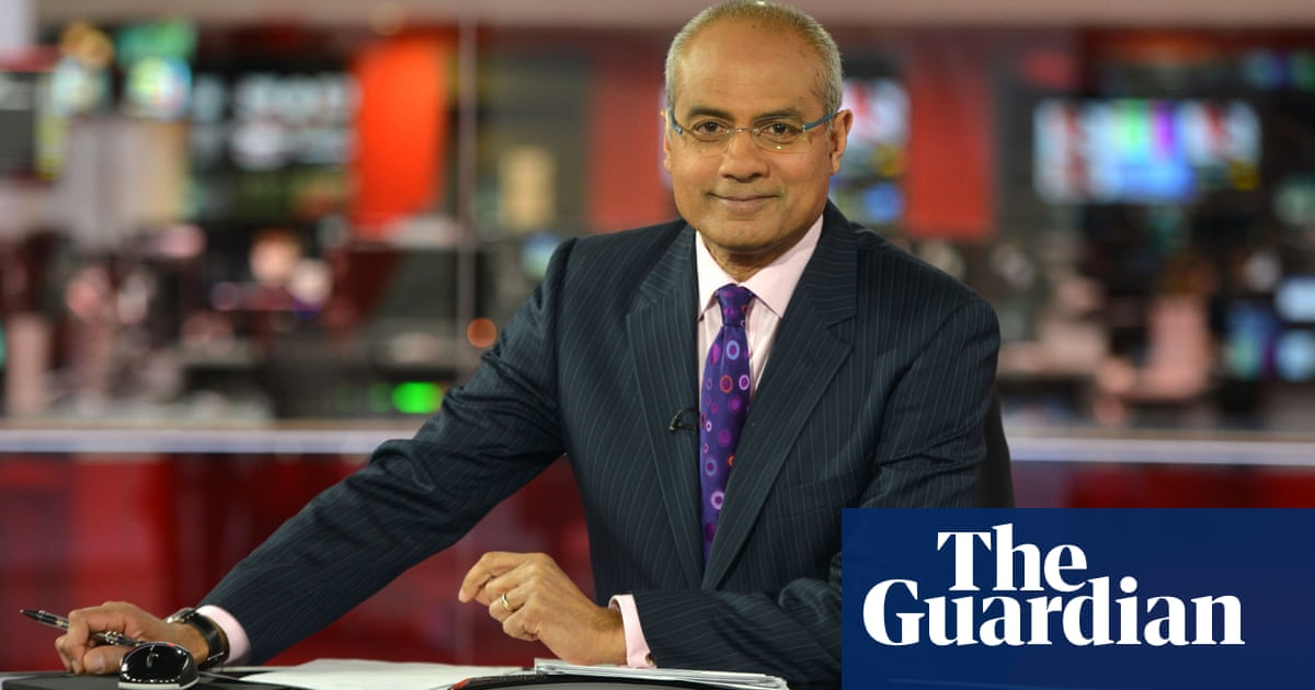 BBC's George Alagiah to take break from TV after cancer spread