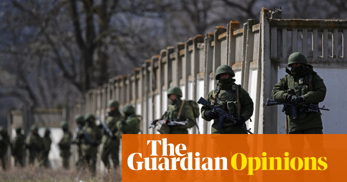 How annexing Crimea allowed Putin to claim he had made Russia great