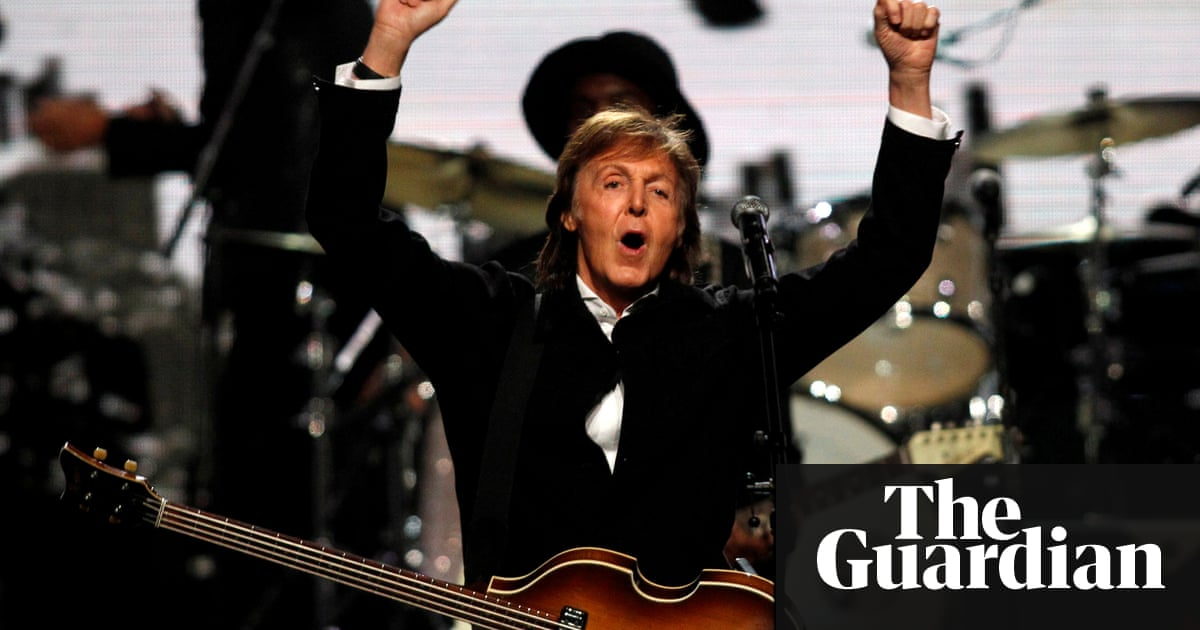 Paul McCartney Has Resolved A Dispute With Sony ATV Over Rights To Beatles Songs