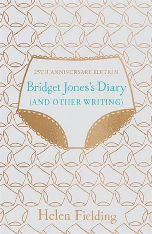 Bridget Jones's Diary 25th Anniversary Edition, by Helen Fielding.