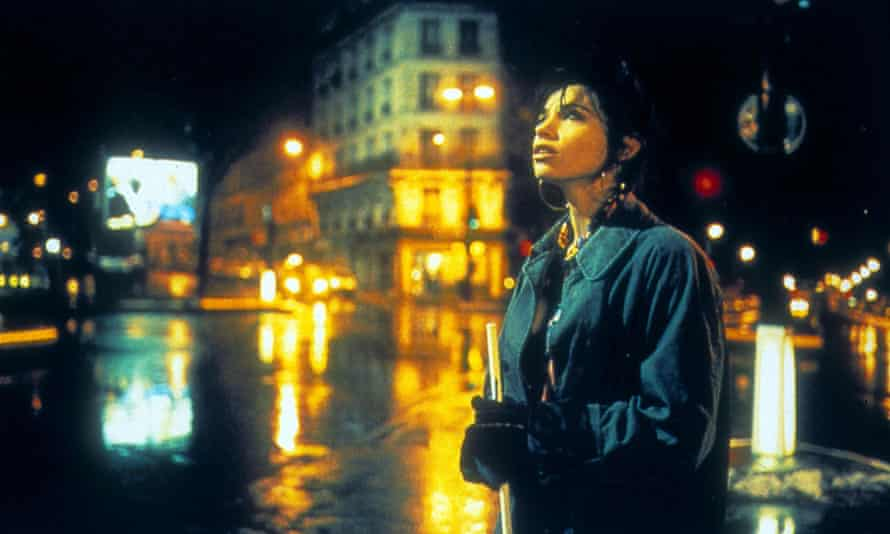 Dalle in Jim Jarmusch's Night on Earth.