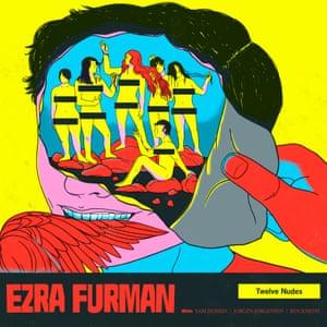 Ezra Furman: Twelve Nudes album art work.