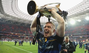 Dan Leavy was outstanding for Leinster