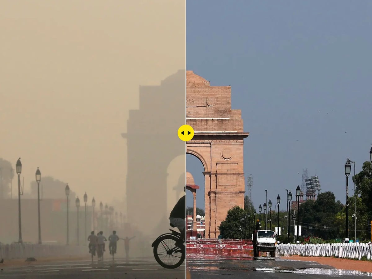 WHO's Stark Message On Air Quality