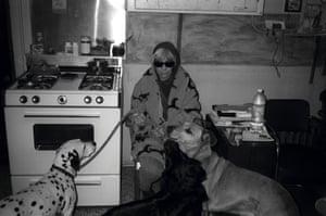 Libby Hatmaker, Grady Avenue, Athens, 1997