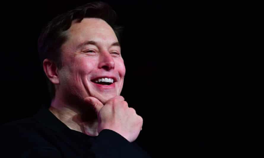 Elon Musk in March 2019