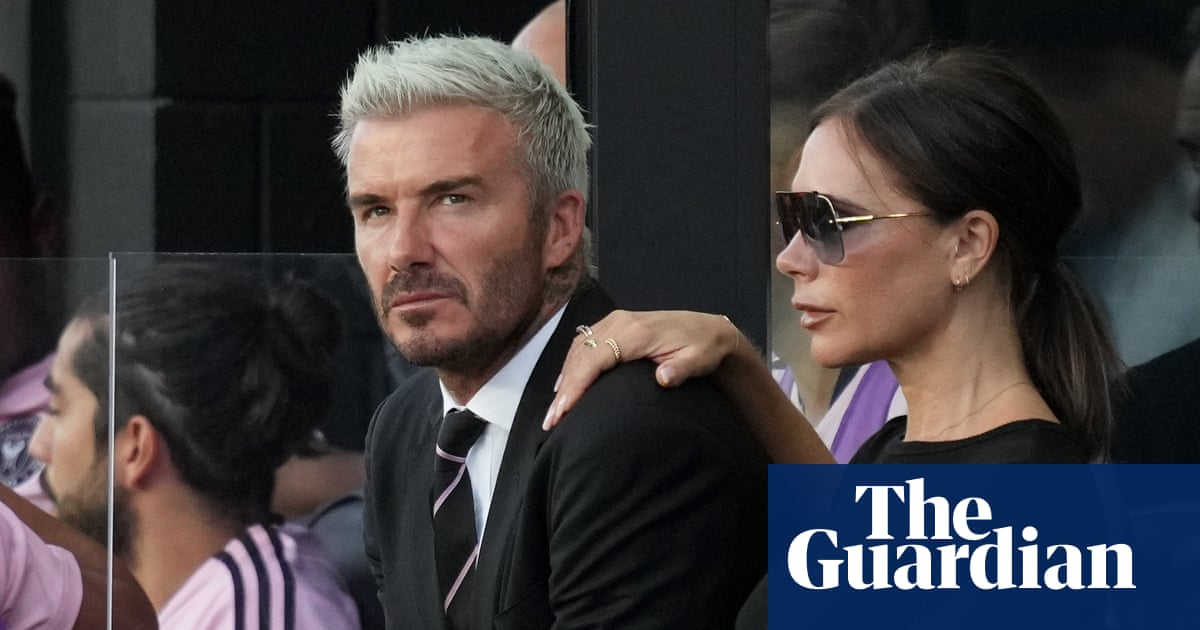 David Beckham's soccer club accused of breaking deal to build Florida public park