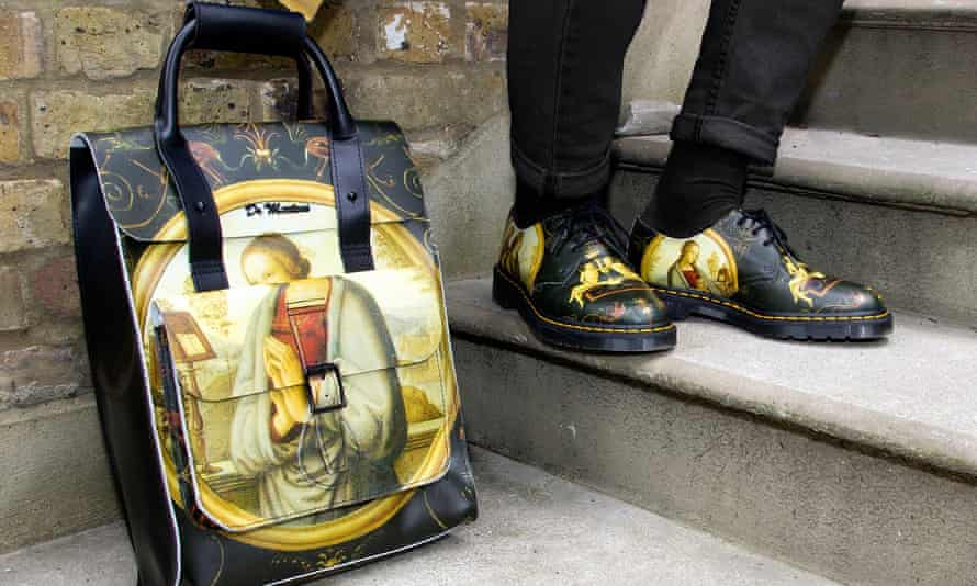 The Di Paolo DM, part of the new range of the DM Museum Dr Martens boots