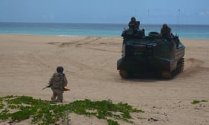 In addition to testing weapons and launching rockets and missiles, PMRF is used for multi-nation training during the international Rim of the Pacific (Rimpac) maritime exercise.