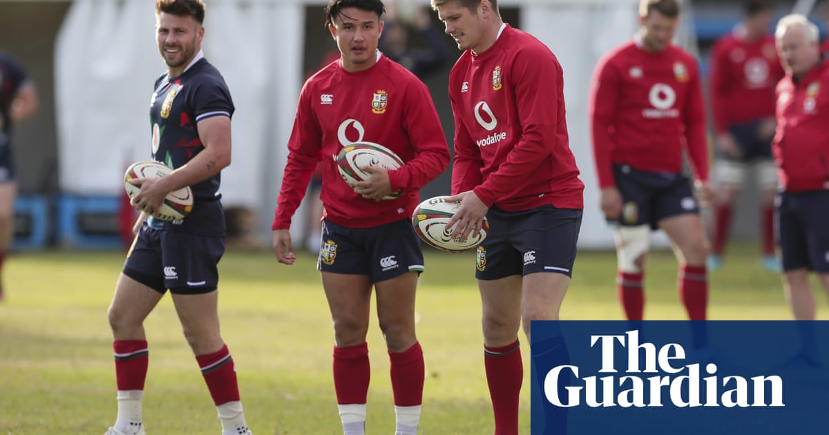 Dylan Hartley backs Marcus Smith to start at No 10 for England this autumn