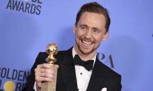 Tom Hiddleston: and the award for neediest interviewee goes to ...