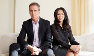 Amy Chua and Jed Rubenfeld pictured in 2014.