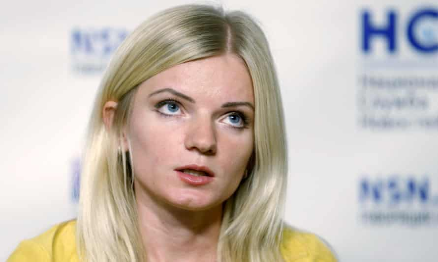 Kristina Ugarova