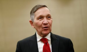 Dennis Kucinich has been hesitant to condemn the Syrian dictator and has met with him on several occasions.