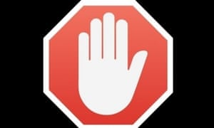 The Trinity Mirror chief executive said there was 'something extremely unhealthy' about the adblocking business