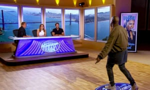 'You're through' … Kanye West auditioning on American Idol