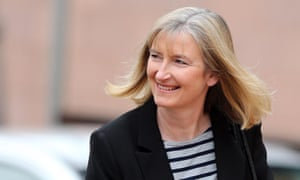 Dr Sarah Wollaston MP.