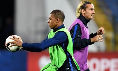 Belarus v Holland, Bulgaria v France: World Cup 2018 qualifiers – live!