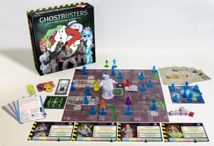 Ghostbuster: The Board Game.