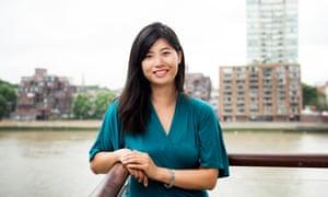 Author Winnie Li.