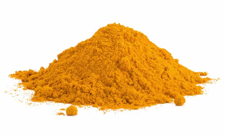 Spice up your life with turmeric.