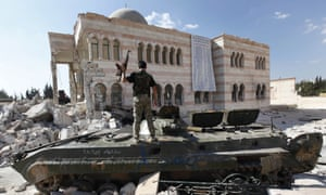 The Free Syrian Army has faced attacks from the al-Nusra Front in recent days, despite the cessation of hostilities.