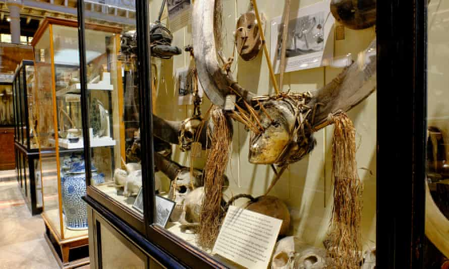 Other human remains including skulls, scalps, mummies and hair will also be removed.