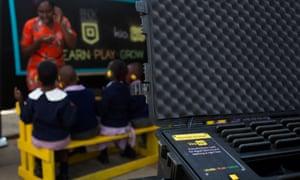 KioKit - education technology in use