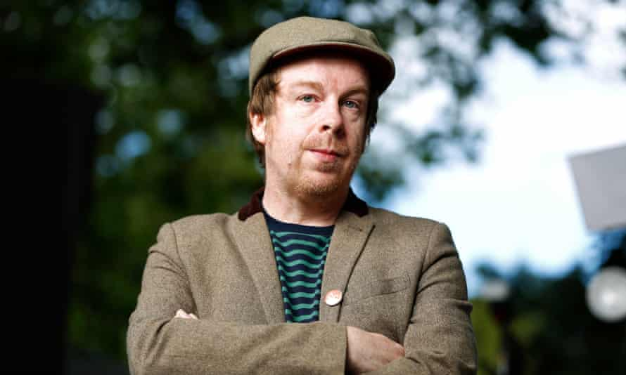 'A VS Pritchett story can make me cry' ... Kevin Barry.
