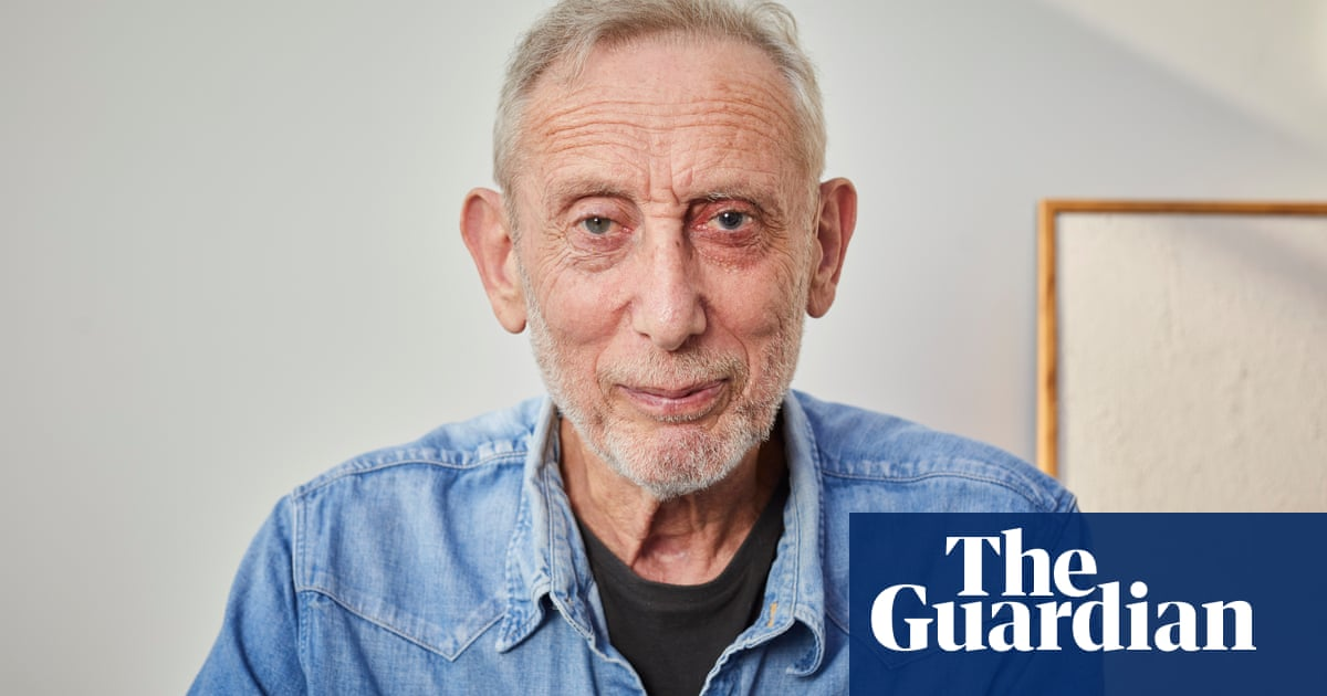 Michael Rosen condemns 'loathsome and antisemitic' manipulated image