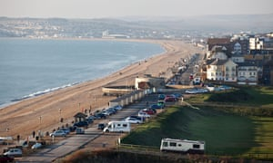 Day-trippers would get to Seaford to walk the coastal path.