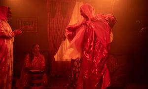 On the set of documentary Somalinimo