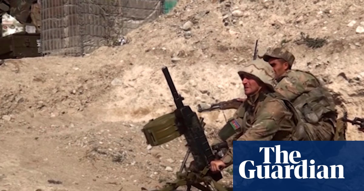 Two French reporters injured while covering Armenia-Azerbaijan conflict