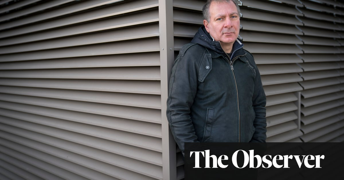 Jed Mercurio: 'Some of the colloquialisms in Line of Duty are inspired by my dad' – The Guardian
