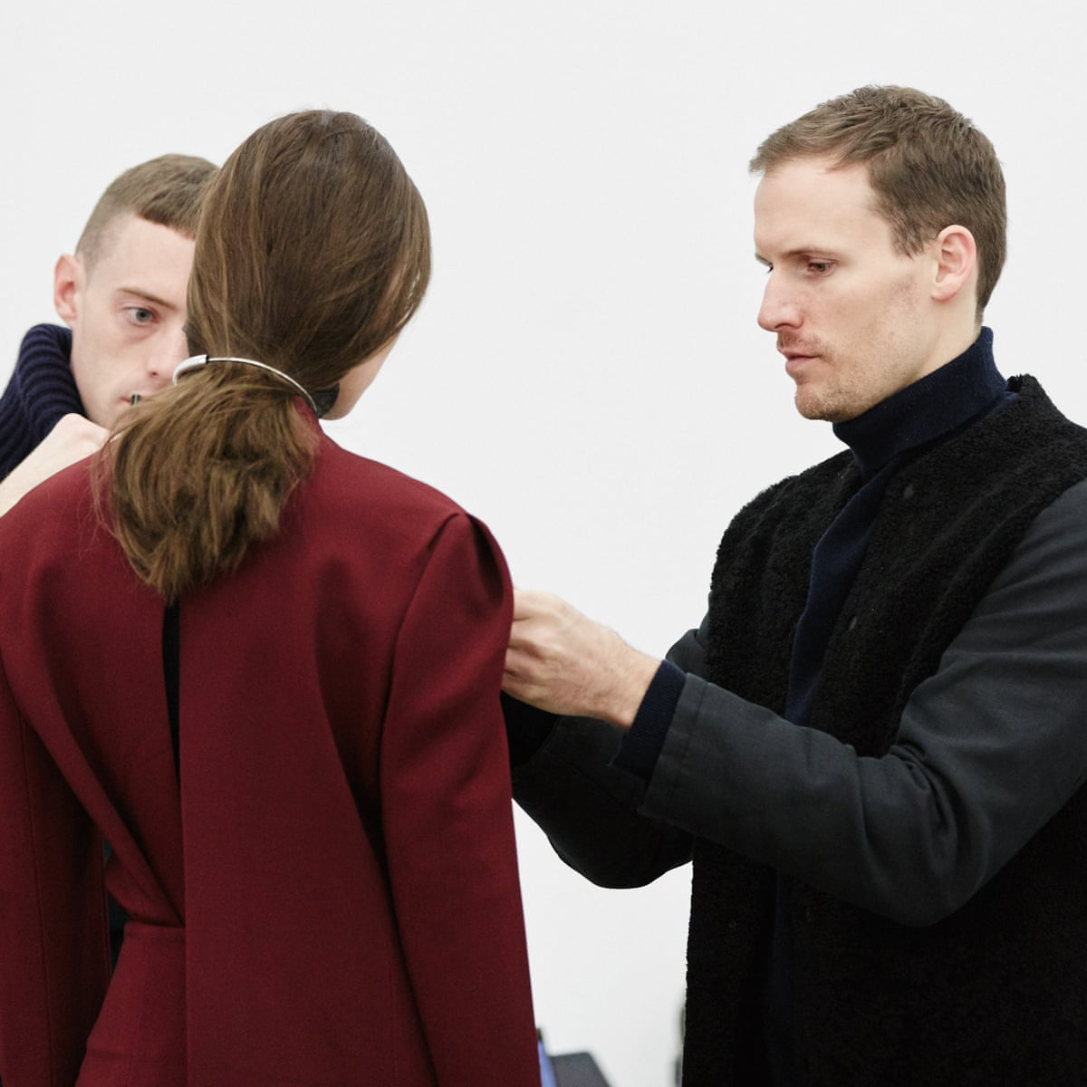 Australian Designer Dion Lee S Breakthrough At New York Fashion Week A Coming Of Age Fashion The Guardian