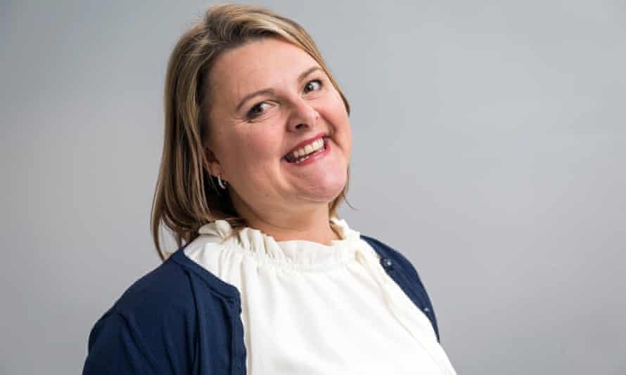 Jannine Harris, teacher in Northampton