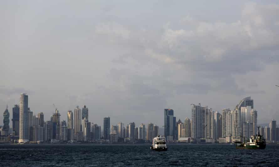 Panama City, Panama. Real estate in the country was a favourite investment of rich Venezuelans with political connections to Nicolás Maduro.