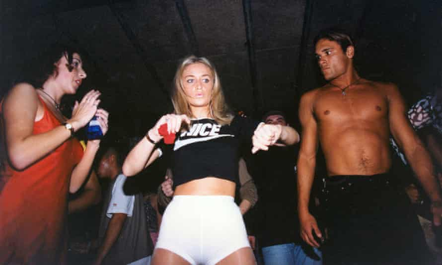 Ministry of Sound in 1995.