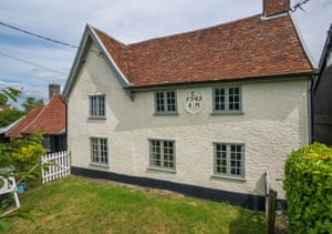 Home: Earl Stonham, near Stowmarket, Suffolk