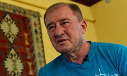 Ilmi Umerov.