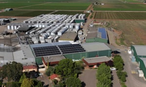 In 2013 the company installed the Australian wine industry's biggest solar panel array at its Bilbul winery