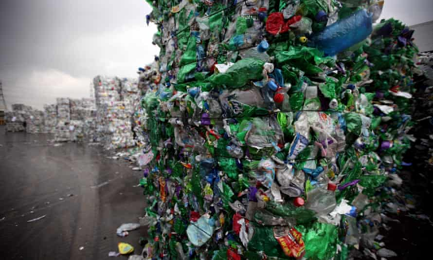 The Closed Loop recycling plant in London.