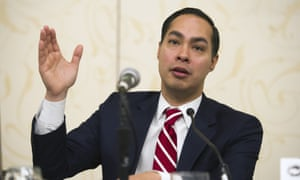 Julián Castro is a rising start with an inspiring biography.
