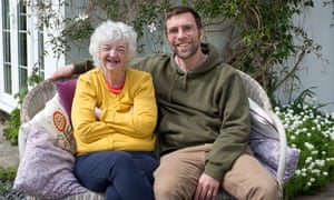 Malcolm and Kathy, who live at at L'Arche community